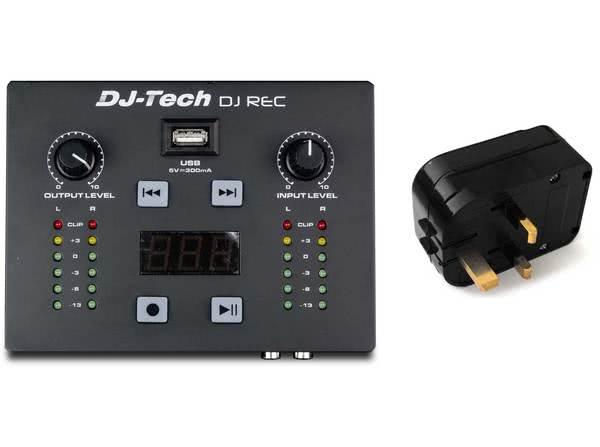 DJ-Tech DJ Rec MKII_1